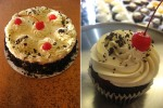 Blackforest Cake and Cupcake