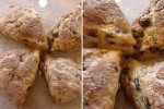 Cinnamon Currant Scones