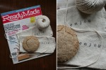 ReadyMade featuring pie article