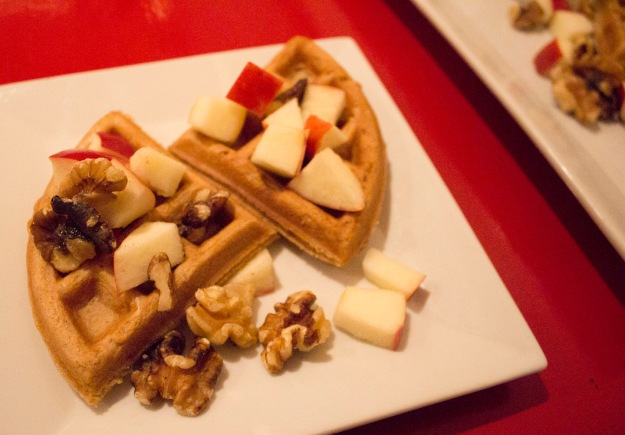 Waffles for Sharing