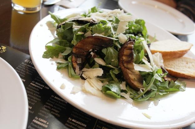 Portabella Salad