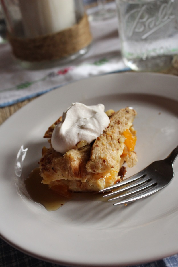 Slice of Apricot Orange French Toast