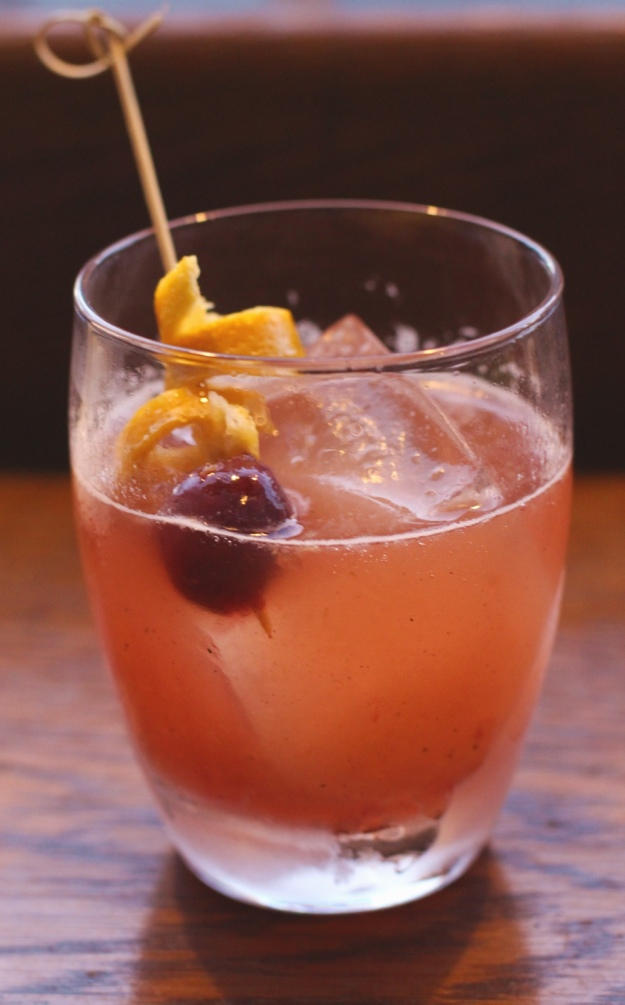 Franktuary Bourbon Cocktail