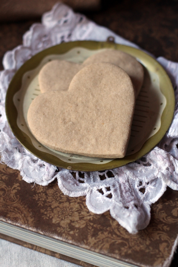 Rosewater Hearts