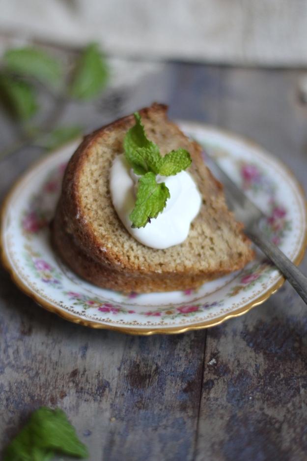 Minty Julep Slice
