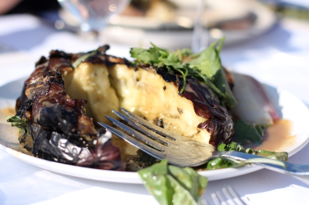 Burn the Eggplant