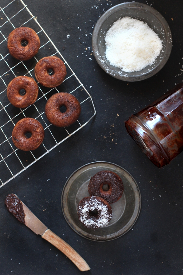 Donuts and Nutella