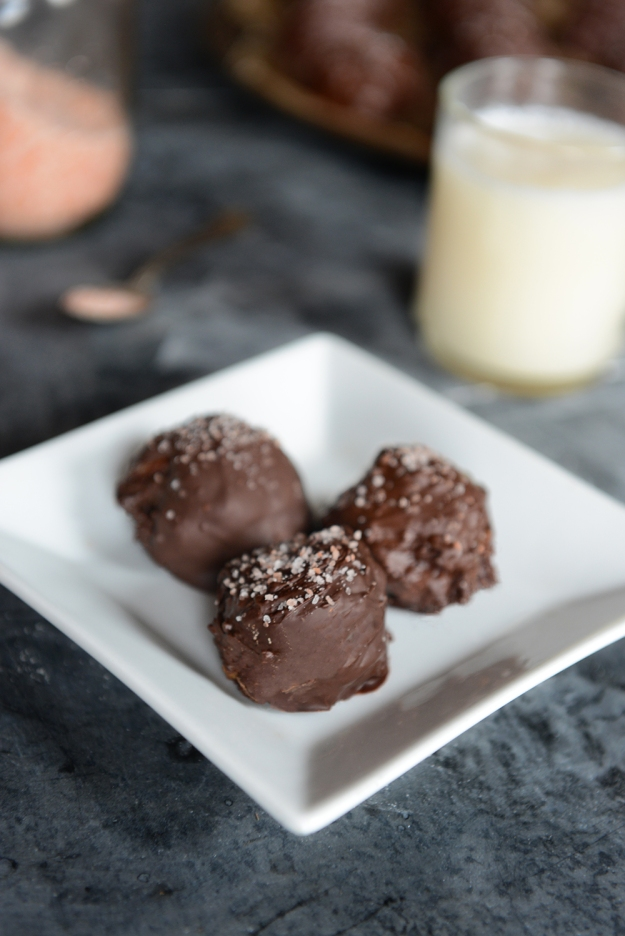 Chocolate Almonds by With The Grains 04